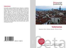 Bookcover of Valerianos