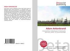 Buchcover von Adam Ankenbrand