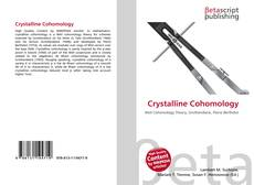 Bookcover of Crystalline Cohomology