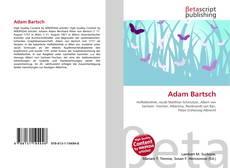 Buchcover von Adam Bartsch
