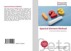 Bookcover of Spectral Element Method