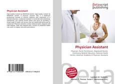 Обложка Physician Assistant
