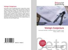 Bookcover of Vizing's Conjecture