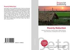 Bookcover of Poverty Reduction
