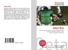 Capa do livro de Adam Braz