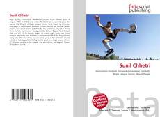 Sunil Chhetri的封面