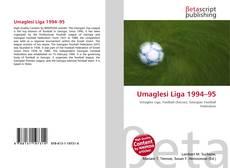 Portada del libro de Umaglesi Liga 1994–95