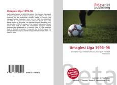 Portada del libro de Umaglesi Liga 1995–96