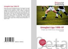 Portada del libro de Umaglesi Liga 1996–97