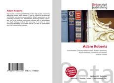 Bookcover of Adam Roberts