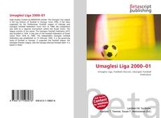Bookcover of Umaglesi Liga 2000–01