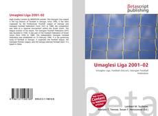 Обложка Umaglesi Liga 2001–02