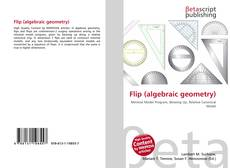 Bookcover of Flip (algebraic geometry)