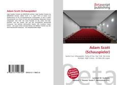 Bookcover of Adam Scott (Schauspieler)
