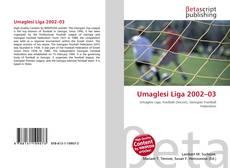 Portada del libro de Umaglesi Liga 2002–03