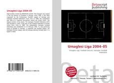 Portada del libro de Umaglesi Liga 2004–05