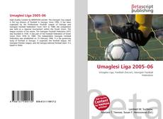 Portada del libro de Umaglesi Liga 2005–06