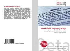 Bookcover of Wakefield Mystery Plays
