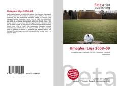 Portada del libro de Umaglesi Liga 2008–09