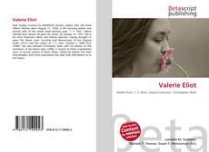 Bookcover of Valerie Eliot