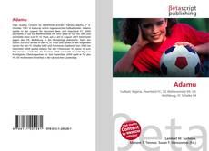 Bookcover of Adamu