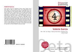 Buchcover von Valerie Garcia
