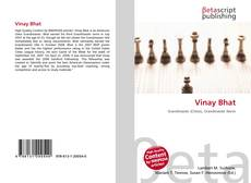 Bookcover of Vinay Bhat