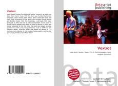 Bookcover of Voxtrot