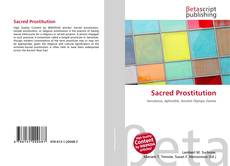 Bookcover of Sacred Prostitution