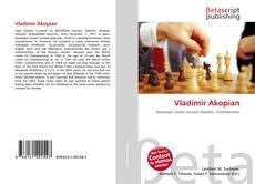 Capa do livro de Vladimir Akopian