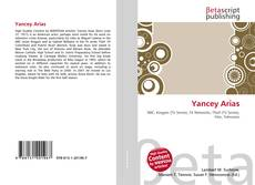 Bookcover of Yancey Arias