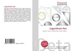 Copertina di Logarithmic Pair