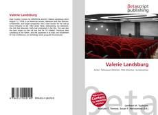 Bookcover of Valerie Landsburg