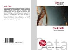 Sand Table kitap kapağı