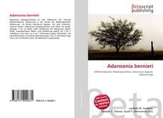 Couverture de Adansonia bernieri