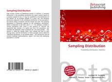 Buchcover von Sampling Distribution