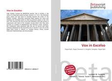 Vox in Excelso的封面