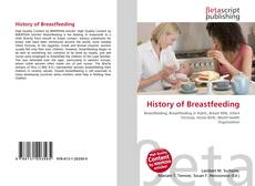 Couverture de History of Breastfeeding
