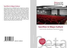 Bookcover of Sacrifice in Maya Culture
