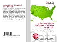 Adam Walsh Child Protection and Safety Act of 2006的封面