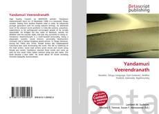 Bookcover of Yandamuri Veerendranath