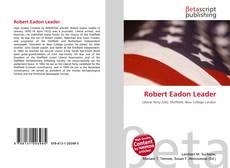 Buchcover von Robert Eadon Leader