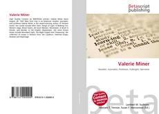 Bookcover of Valerie Miner