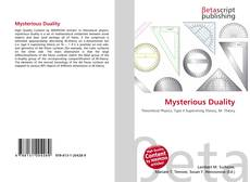 Bookcover of Mysterious Duality