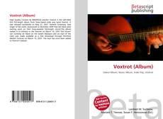 Bookcover of Voxtrot (Album)