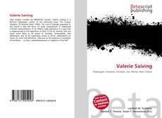 Bookcover of Valerie Saiving