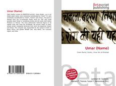 Umar (Name) kitap kapağı