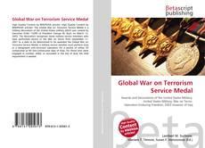 Bookcover of Global War on Terrorism Service Medal