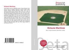 Octavio Martinez的封面