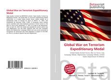 Bookcover of Global War on Terrorism Expeditionary Medal